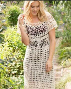 Crochet Pattern Women Dress apk screenshot