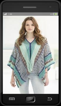 Crochet Poncho Patterns screenshot 1
