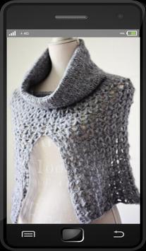 Crochet Poncho Patterns screenshot 3