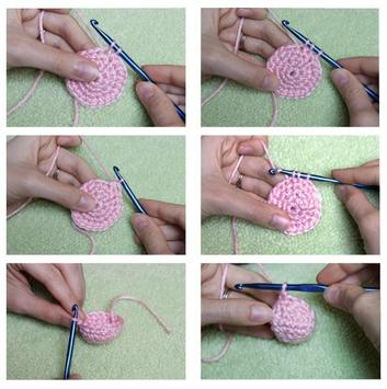 Crochet Practice Tutorials apk screenshot