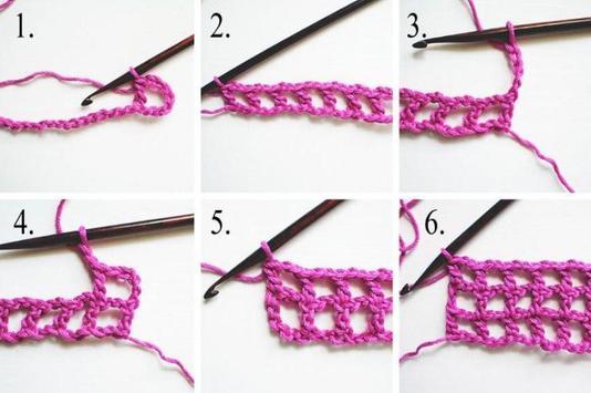 Crochet Practice Tutorials poster