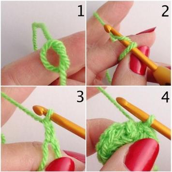 Crochet Practice Tutorials screenshot 2