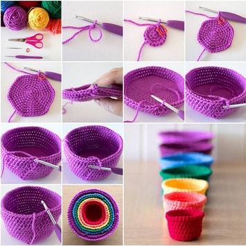 Crochet Practice Tutorial apk screenshot