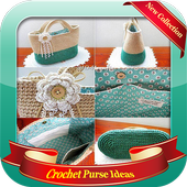 Crochet Purse Ideas icon