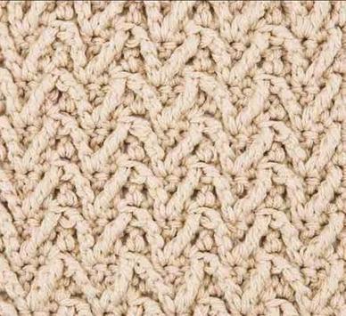 Crochet Stitches Design apk screenshot