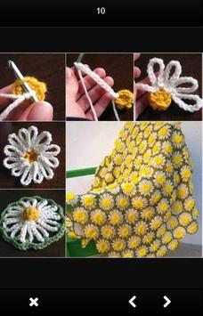 Crochet Stitches screenshot 4