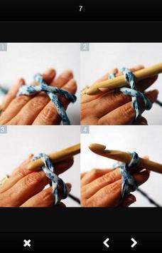 Crochet Stitches screenshot 5