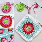 diy crochet tutorials icon