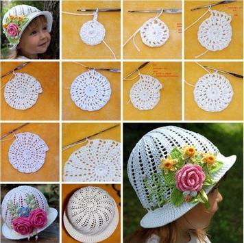 diy crochet tutorials poster