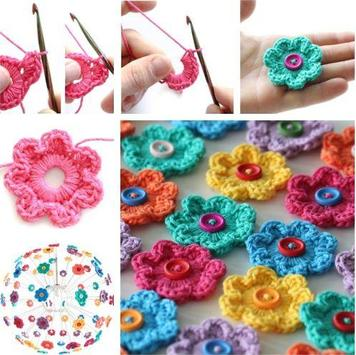 DIY Crochet Tutorials apk screenshot