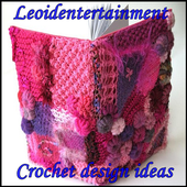 Crochet design ideas icon