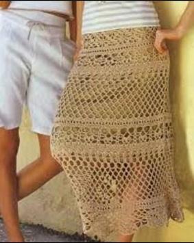 crochet pattern skirts screenshot 4