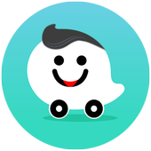 All New Waze Guide icon