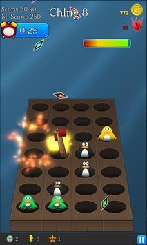 Whack A Penguin apk screenshot