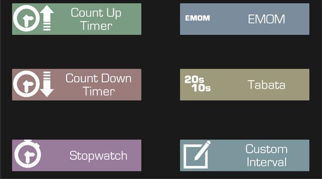 Muge Timer screenshot 2