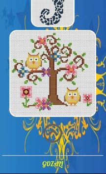 Cross Stitch Pattern apk screenshot
