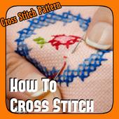 Cross Stitch Pattern icon