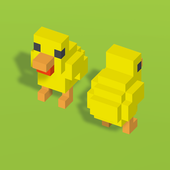 Crossy Chicken Endless Arcade icon