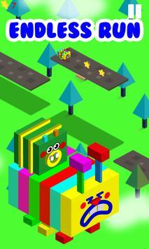 Crossy troll Saga apk screenshot