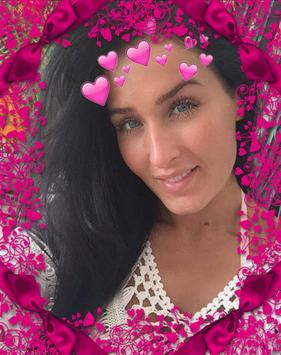 heart crown sticker screenshot 4
