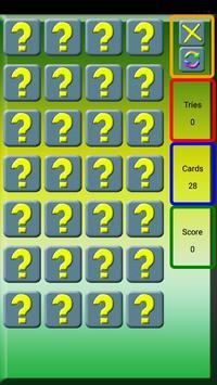 Kids Memory Matching 2017 Game apk screenshot