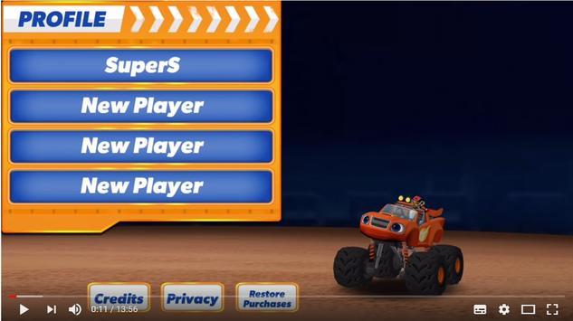 Blaze The Monster Machines apk screenshot