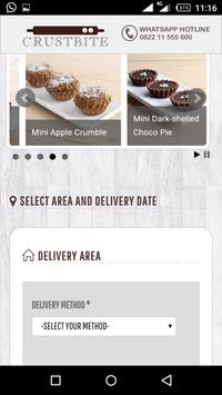 Crustbite Pie Delivery apk screenshot