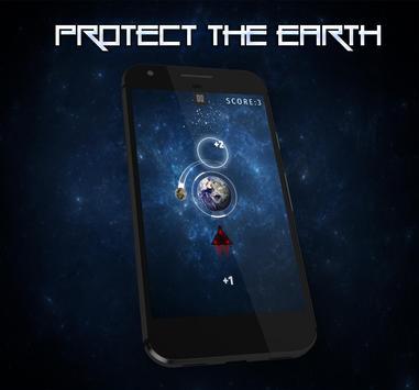 Galaxy Protect Arcade Defender poster