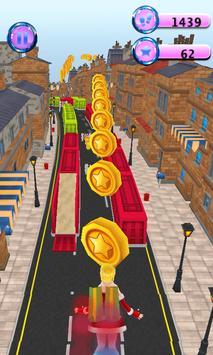 Subway Princes Rush Run 3D apk screenshot