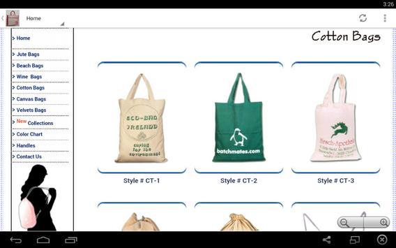 DTR ecobags screenshot 3