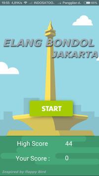 Elang Bondol Jakarta poster