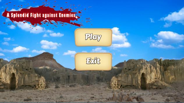 Enemy Shoot down - Modern War apk screenshot