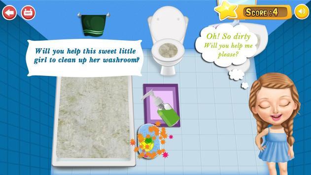 Sweet Baby Girl House Cleanup screenshot 3