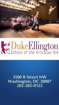 Duke Ellington School of the Arts poster