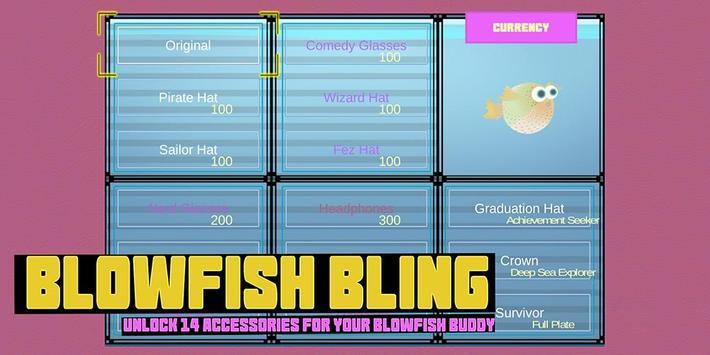 Blowfish Blowout poster