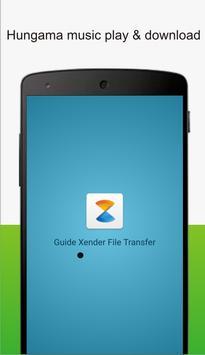 Guide Xender File Transfer poster