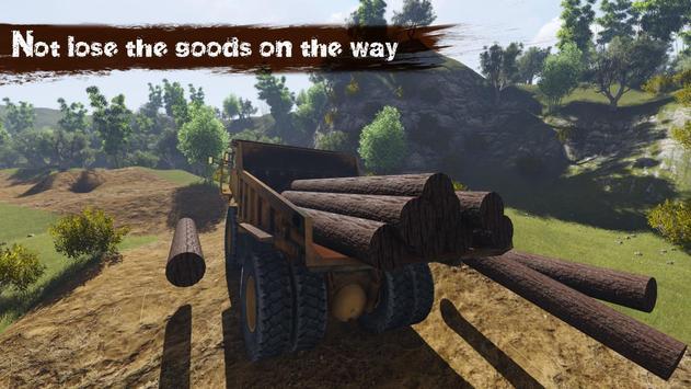Dump Truck Off-Road 3D apk screenshot