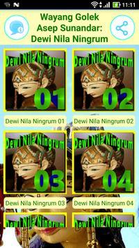 Wayang Golek Asep Sunandar: Dewi Nila Ningrum screenshot 2