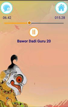 Wayang Kulit Ki Sugino S: Bawor Dadi Guru screenshot 2
