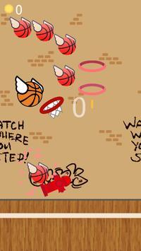 Mascot Dunks basket screenshot 1