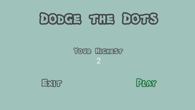 Dodge the Dots poster