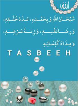Tasbeeh-counter poster