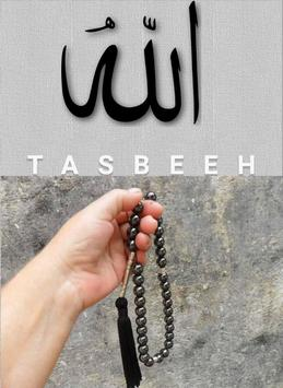 Tasbeeh-counter poster