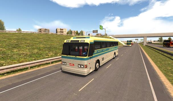 Heavy Bus Simulator screenshot 4