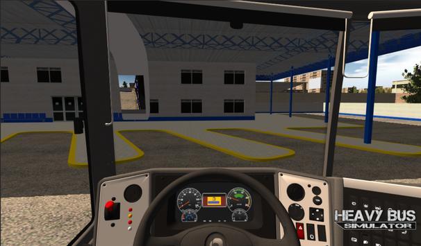 Heavy Bus Simulator captura de pantalla 13