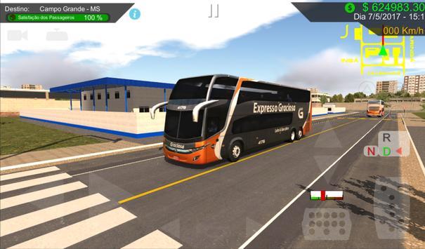 Heavy Bus Simulator captura de pantalla 15