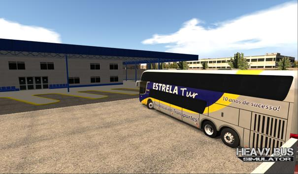 Heavy Bus Simulator screenshot 16