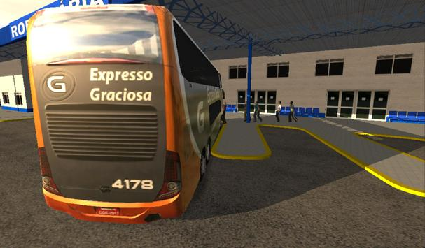 Heavy Bus Simulator screenshot 1