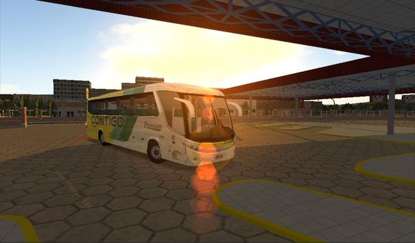 Heavy Bus Simulator screenshot 2