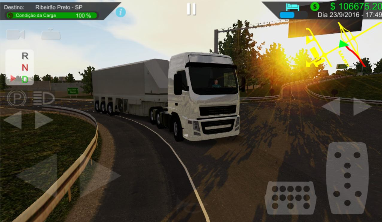 Heavy Truck Simulator for Android - APK Download